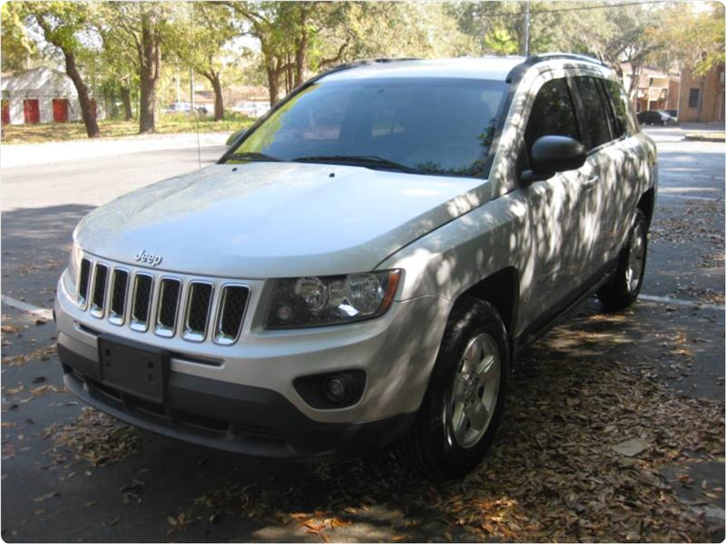 2014 JEEP Compass Sport in Fort Walton Beach, Florida