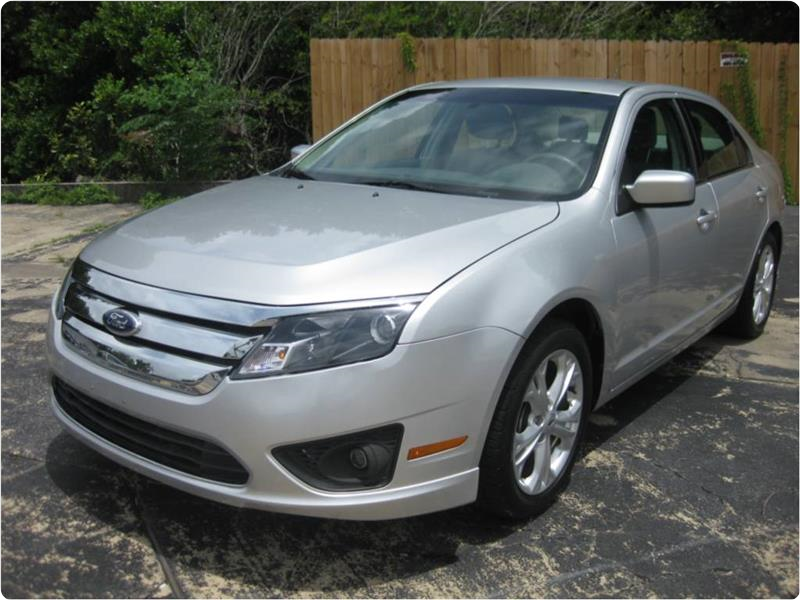 2012 Ford Fusion SE in Fort Walton Beach, Florida